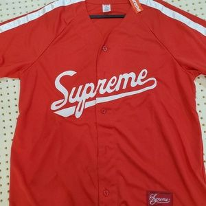 Red Supreme Jersey